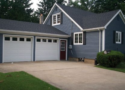 Air Vent Aluminum and Vinyl Siding