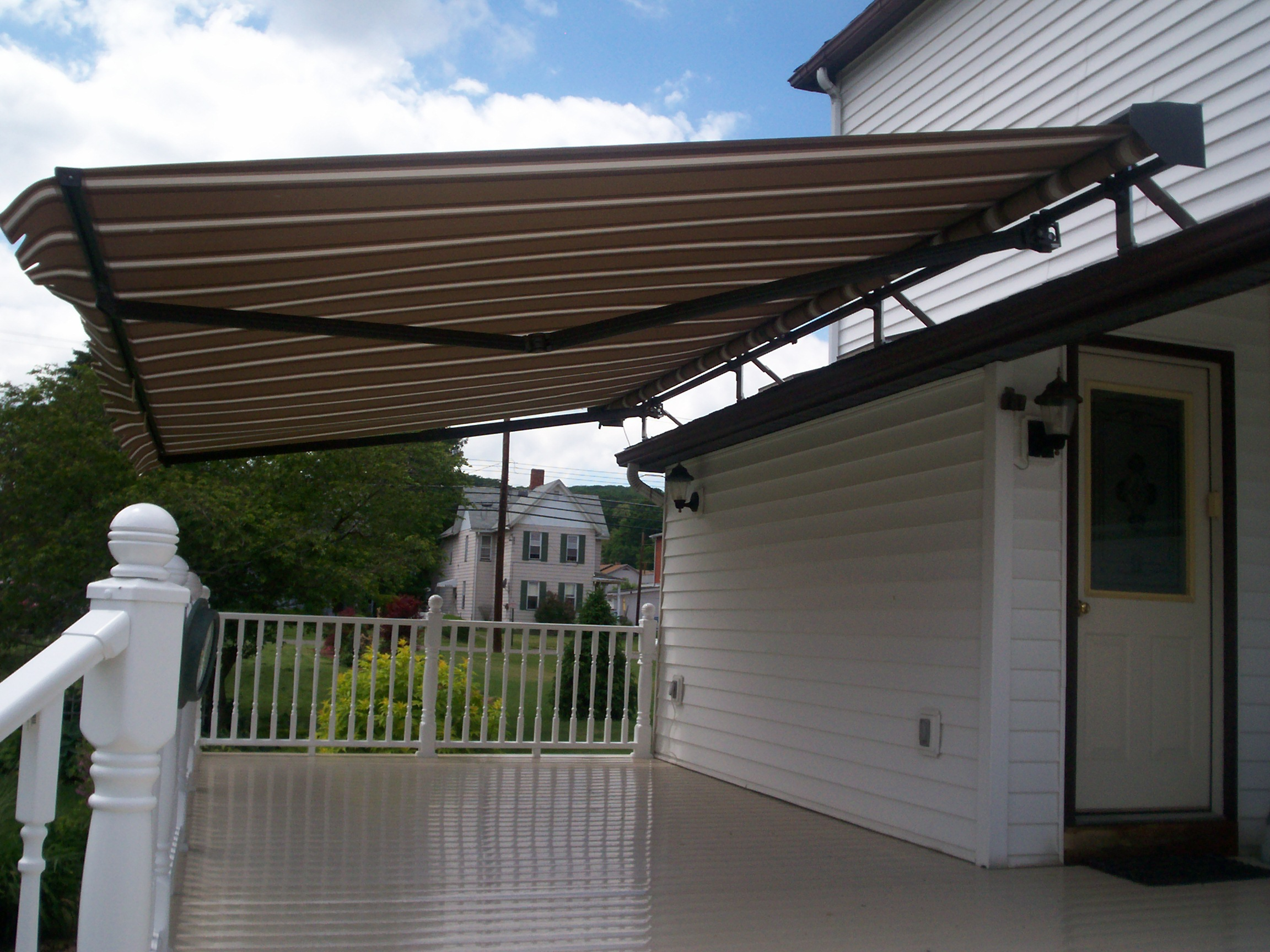 Decks Amp Awnings Air Vent Aluminum Amp Vinyl